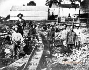 Miners Near Nevada City, 1852