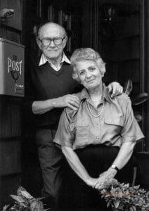 Frank and Hella Roubicek, Evvy Eisen, 2007
