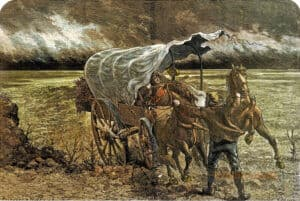 A Prairie Windstorm
